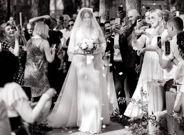 Главное платье невесты