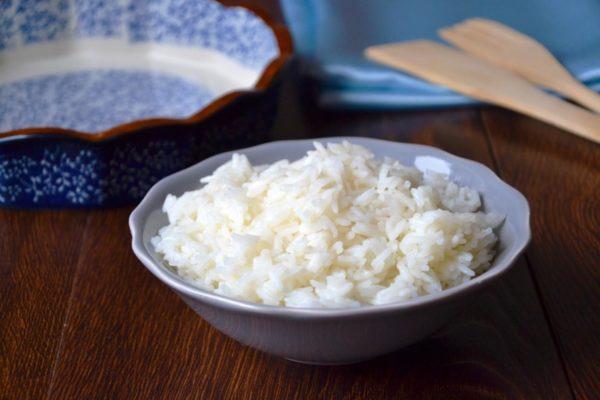 Як варити рис?