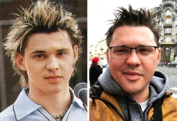 Алексей Кабанов тогда и сейчас