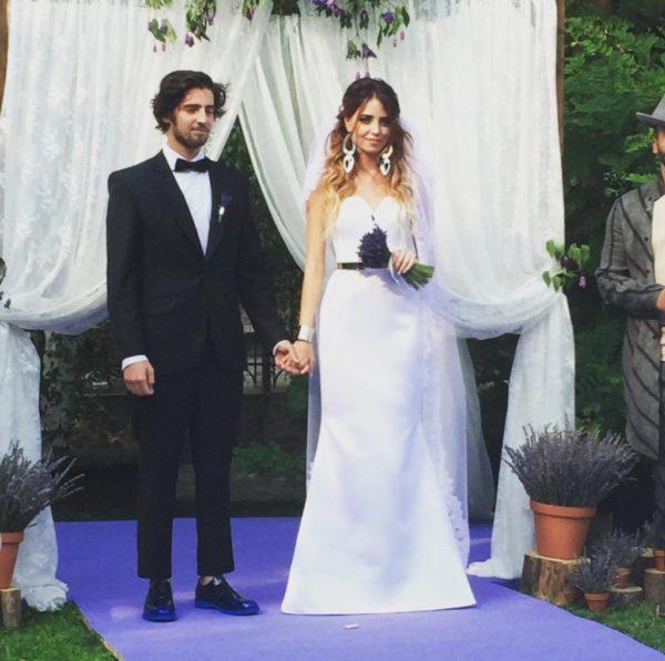 Свадьба Дантеса и Дорофеевой