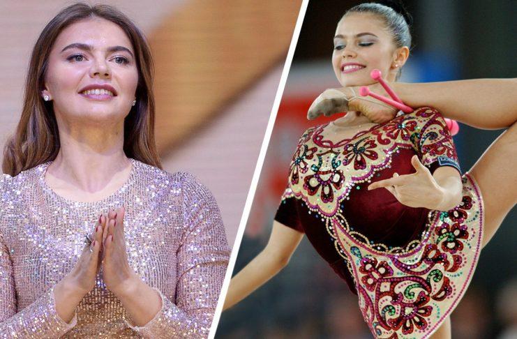 Алина Кабаева появилась на публике после долгого перерыва