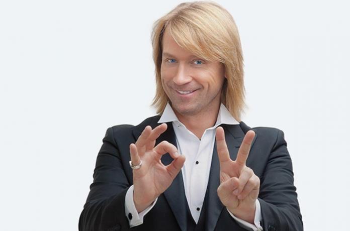 Олег Винник дарит настроение!