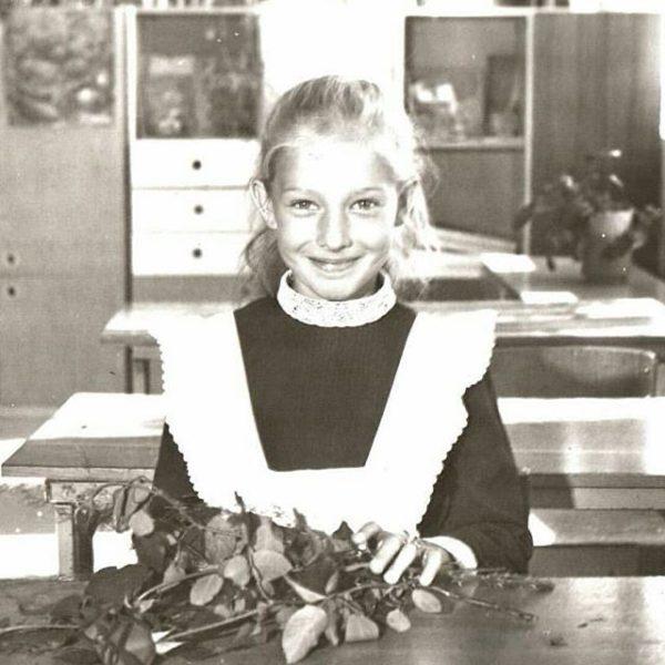 Архівне фото Каті Осадчої