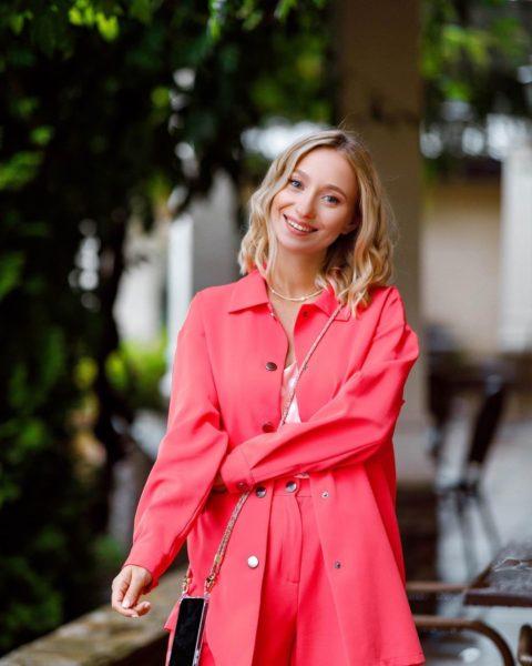 Как Екатерина Репяхова выглядела на юбилее у своей мамы 1 сентября
