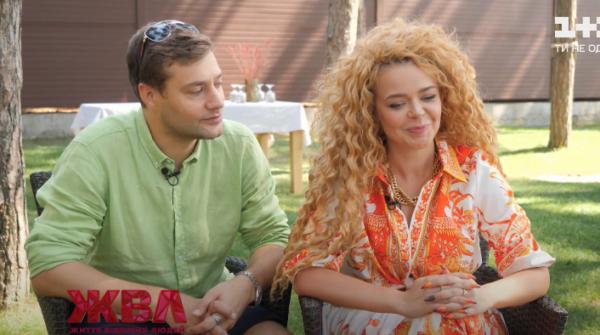 Аліна Гросу та Роман Полянський в інтерв'ю програмі ЖВЛ