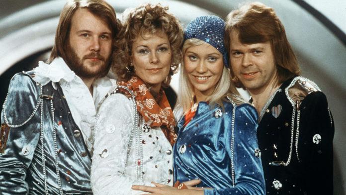 Легендарная ABBA
