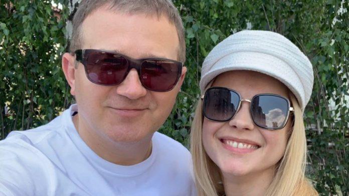 Лілія Ребрик та Юрій Горбунов