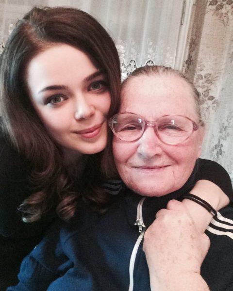 У актрисы и певицы Алины Гросу умерла бабушка