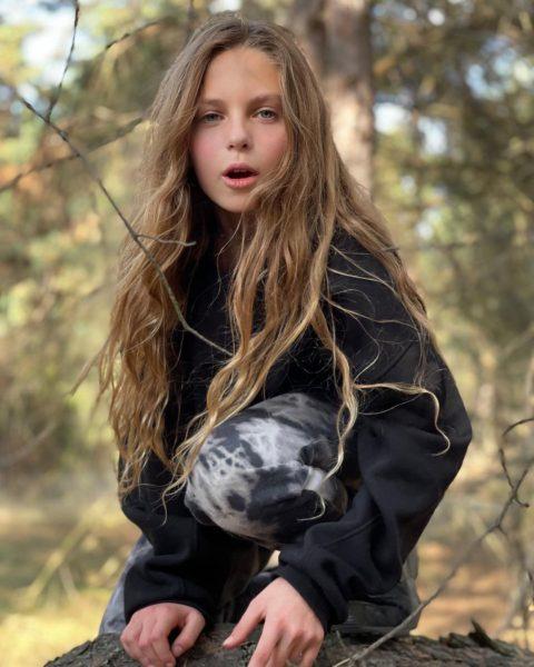 Дочь Оли Поляковой Алиса празднует десятилетие