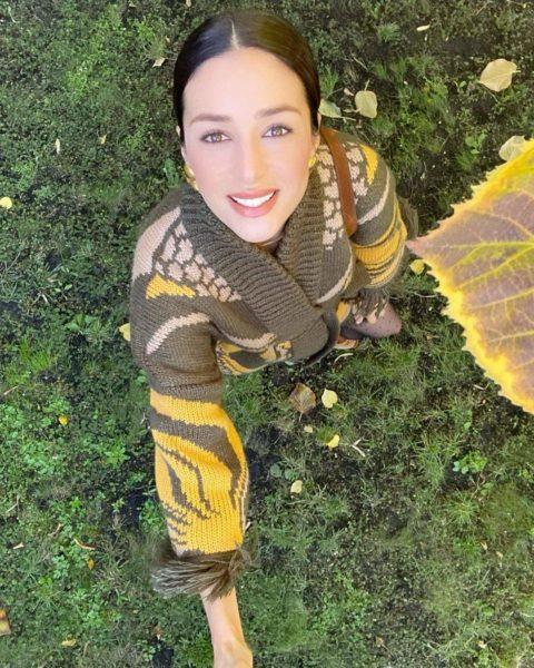 Осенний образ Златы Огневич