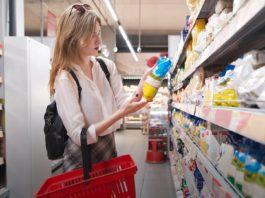 Какая цена в Украине на продукты?
