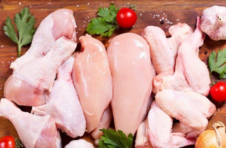 Цены на курятину повысились