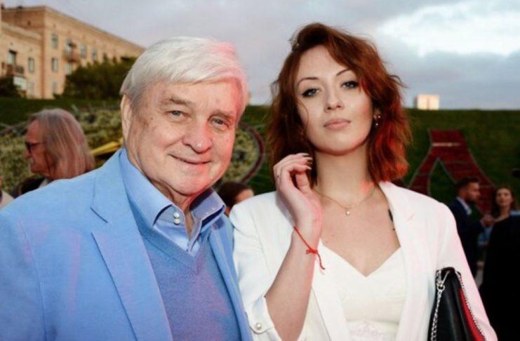 Александр Стефанович и Ева Калина