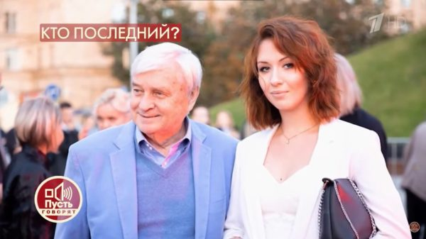 Ева Калина - женщина, которая заявляет, что она беременна от Александра Стефановича