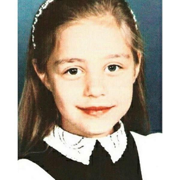 Как Тина Кароль выглядела в детстве
